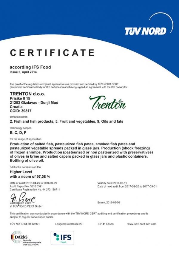 IFS_Certificate